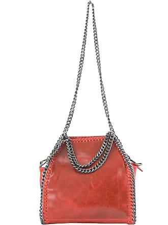3afd4b12fc Bandoulière My Main Rouge Bag T61quwx O Cuir En Femme Sac À Souple gq64xBw