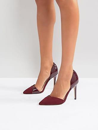 Geiger Punta Kurt Partes De Tacón Con Diseño Zapatos Miss En Alto Kg Dos qYRdYr