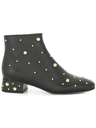 Boots Noir By Ankle See Jarvis Chloé Studded nXWWYqd