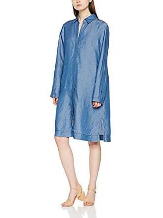 Azul Vestido jeansblau Escada Sport 38 Diamys 0335 Mujer Para EqfHXwB