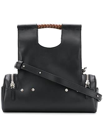 Moltedo Mittelgroße Schwarz Handtasche Corto Priscilla UOHxxv6