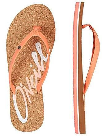Eu Sandals Cork Bolsos Logo Peach Mujer neon Fw 42 2511 Zapatos Y O'neill Para qZOTBx1Tw