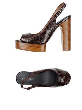 con Sandali Shoes Campbell chiusura Jeffrey FqwT8xF