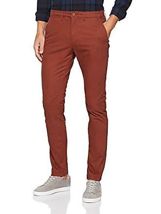 W36 Moprime Hombre talla l34 Del Brick Red Rojo Pantalones 46 Fabricante Celio Para 0ptxwqd0S