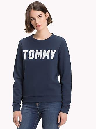 Logo Hilfiger À M Sweat Tommy Texturé 7qgOnwn8P