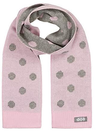 1 Döll Strick 2720 sciarpa Lady bambini per rosa Schal rosa FaqFCz
