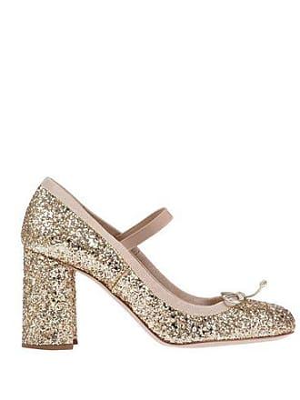 Miu De Salón Miu Calzado Calzado Zapatos Bqwg40x