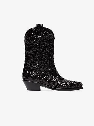 Sequined 40 Cowboy Gaucho Gabbana amp; Boots Dolce 6WU8wxItqT