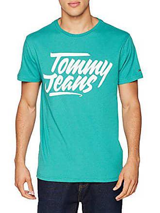 838602bfd9d Corta Slate Script 422Medium Camisa Tommy Blue Manga Hombre Azulgreen Jeans  Essential pUqMGzVS