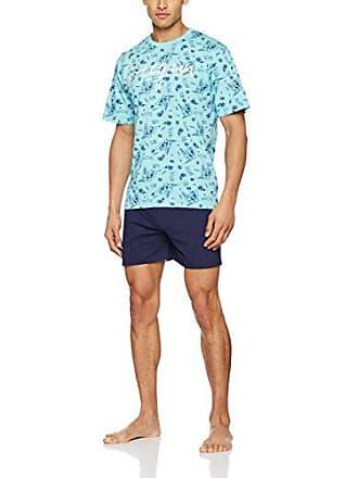 Para Small Freegun Pijama fgsun Aqua Ah psh1 Hombre Fabricante Azul De marine tallas Conjuntos mz qq60rRC
