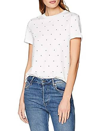 Camiseta 46 Mujer T Mehrfarbig dot 9006 Fabricante Arm 2 talla Del black Talk 44 white Para shirt About 1 6RHxSYw