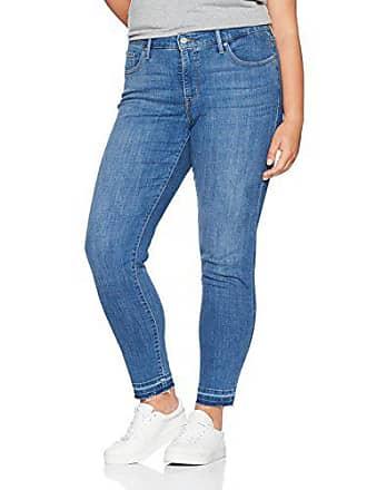 20 ginger 19643 Levi's Bleu M Jean 0038 Blue Plus Femme F8xSqnO