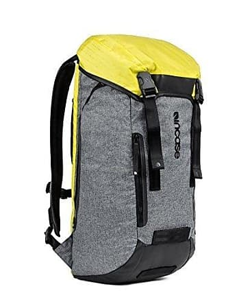 Heather Courier Grey Backpack Halo Yellow Black Incase UAwtqnRx