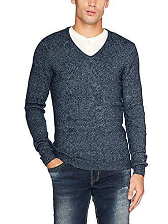 Tom true Pull V Tailor Dark Bleu Neck Sweater Homme Cozy Blue 8rwBSZU8