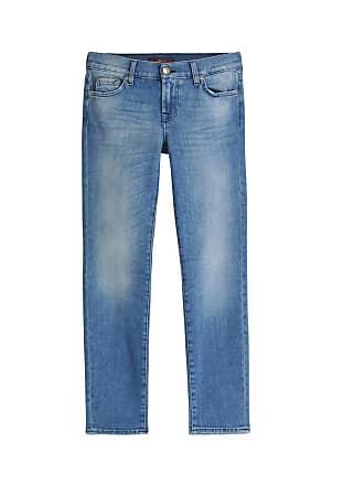 Jeans Roxanne Mankind 7 For Slim All Bleu orCBdex