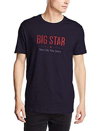 T shirt ss large Bruno Bigstar Denim Herren ts Blaunavy 486Xx SqUzMVp