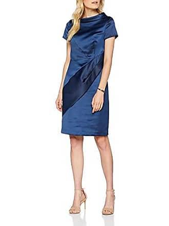 Dusty print Para Vestido Pink Fashion Apart Midnightblue Mujer 36 Azul 5SwtqPxH