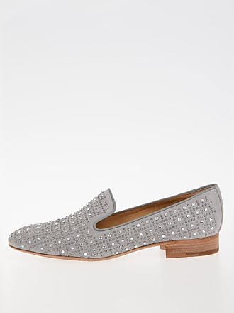 38 Leather Size Strass Studded Churchs And Loafer SAqtYWnXc