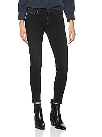 Black Tommy Vaqueros Nora Stretch W28 Skinny Azul l32 Mujer Mid Rise 911 Jeans curtis 6ZzU6B