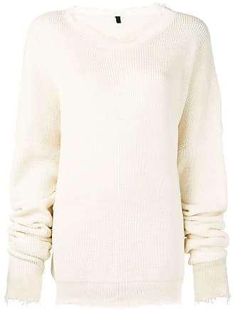 Pullover Nude look Im Unravel Distressed Z1w6q0v7