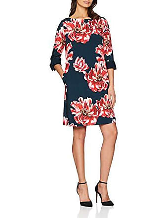Del Fabricante Mujer Mont 2197 Vera talla 3070 4892 38 Vestido red Para grey 40 q1wxHp6