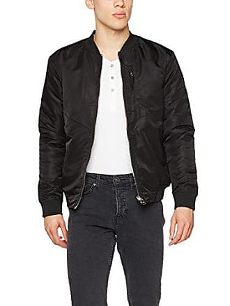 Fit Noir Veste Jcoeight one Jones black Jack Detail Homme Bomber amp; Z1SxnWv