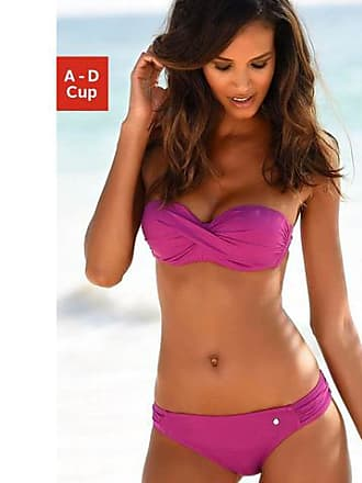 In 2 Label S delig Beugelbikini Bandeaumodel Beachwear oliver Red ZX0qwAqFH