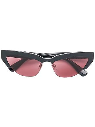 Monture De Soleil à Noir Eyewear Miu Papillon Lunettes TnOWXBE