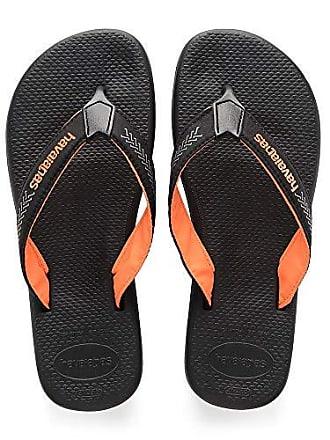 Havaianas black 45 Surf Tongs 1069 Eu black 43 46 Noir Homme Brazilian Pro 44 rqrwY6