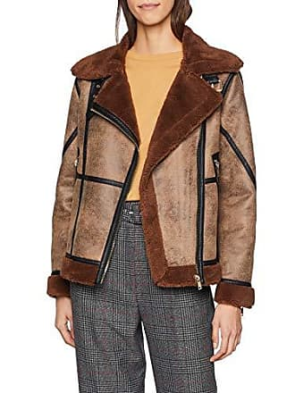 camel Femme Clean 14 Belted Fabricant Warehouse taille 42 Marron Manteau URnPIRH