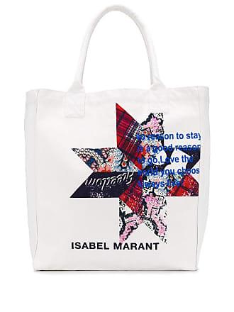 Cabas à Neutres Sac Marant LogoTons Isabel lFc3TK1J