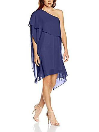 Marta Vestido 40 marine Mujer Azul Swing dA4q5d