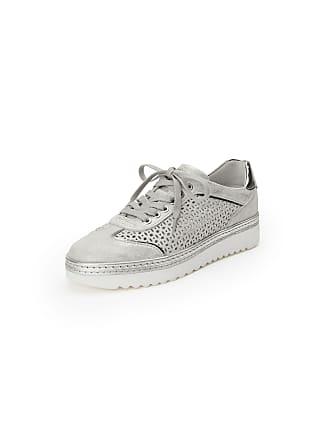 Oxiria 100Leder Silber Sneaker Sioux Aus lKcJ3uFT1