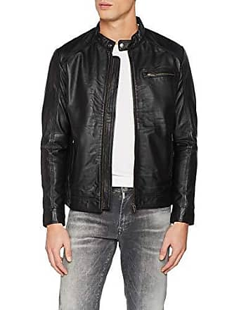 Noos Selected Homme C Blouson 01 Slh Jacket Homme Classic W Leather 88Zqraw