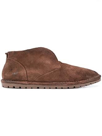 Marsèll Toe BootsMarron Round Ankle c4LS3j5ARq