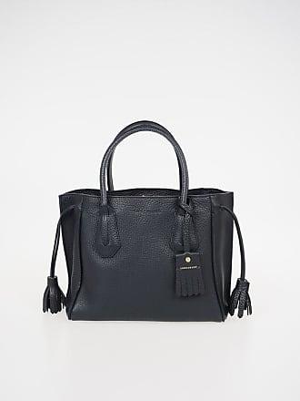 Longchamp Leather Bag Tote Hand Unica Größe rChdstQ