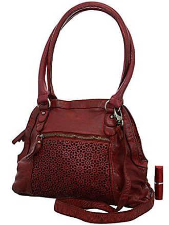 Size Damentasche Handtasche Rot One East rot Line Eastline Größe wzFqYOEx