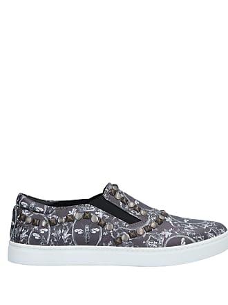 Gabbana amp; Basses Dolce Chaussures Tennis Sneakers d5rXXWq