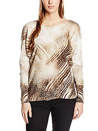 Multicolore 40 Femme Manches Pull Barclay Longues Betty xqR8C8