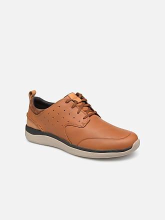 Garratt Voor Lace Heren Clarks Bruin Sneakers HBqw7Hd1