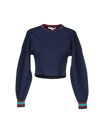 Tibi Topwear Sweatshirts Tibi Sweatshirts Topwear Tibi qUwIE4FU