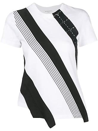 Blanc Rykiel Sonia Stripe shirt T Diagonal W0AAqcrF