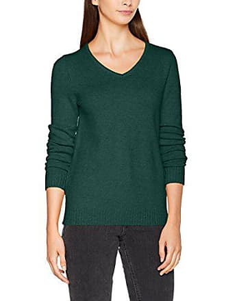 Top V Pullover neck s Viril Vila Damen L Knit nzqvF8wOCx