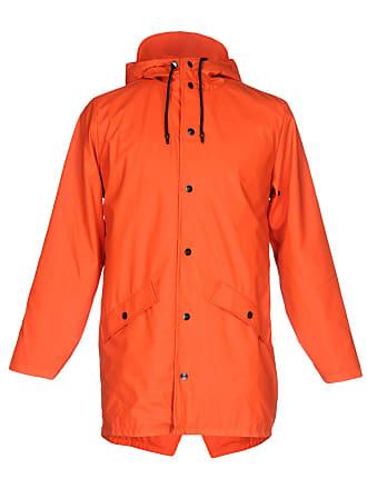 Cappotti in Cappotti Arancione da in da Uomo Uomo FrzFxW7O