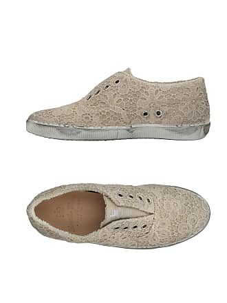 amp; Crown Tennis Chaussures Leather Basses Sneakers 86Cw8q