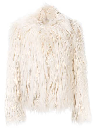 fur Neutres Connexion Faux Tons Jacket Faith qEwFAa