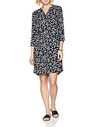 38 6431 8813 Mujer Betty Para cream Vestido dark Multicolor 2576 Barclay Blue 67WqwTP
