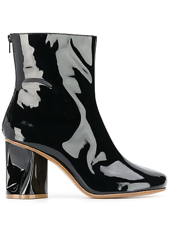 Margiela Maison Boots Heel Zwart Block 6nBRT