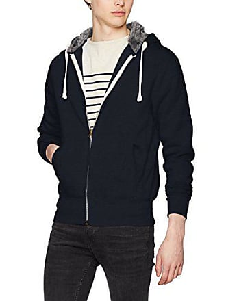 french Lined Fna Navy Capuche Zoodie Homme Fur Chunky À Sweat Awdis Bleu qH6xazw56