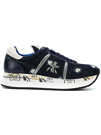 Premiata Conny Sneakers Blauw Premiata Conny Sneakers n0qaOAF7xw